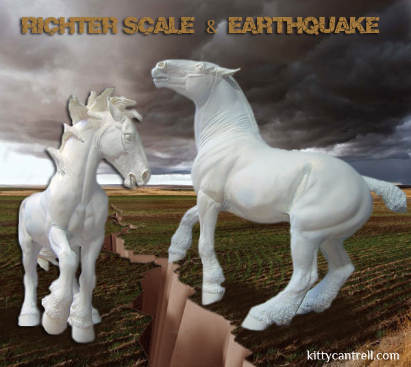 Richter and Earthquake