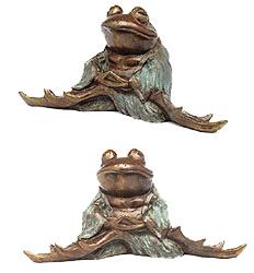 The Frog Buddha Image