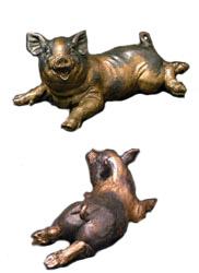 Pot Belly Piglet (Marzipan) Image