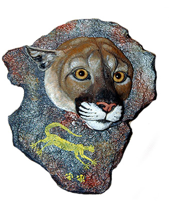 Mountain Lion Image