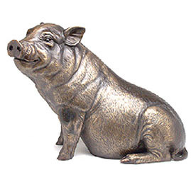 Pot Belly Pig (Truffle) Image